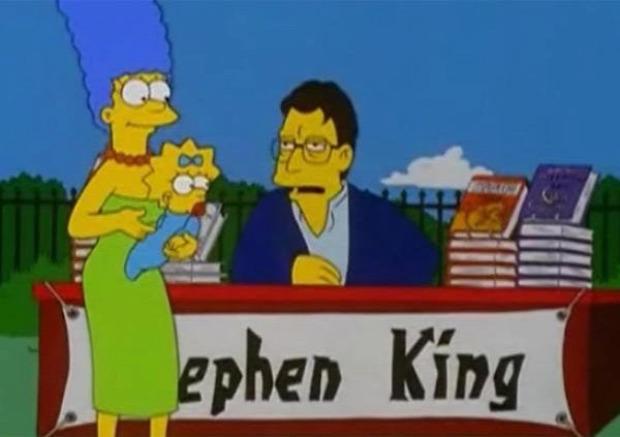 A világ érdekes Stephen King szerep film