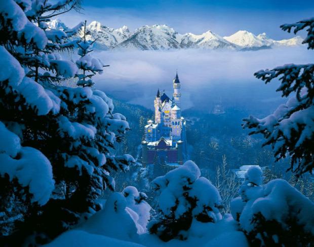 A világ érdekes Disney rajzfilm helyszín valós inspiráció