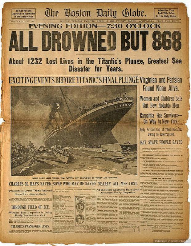 A világ érdekes újság napilap címlap történelem