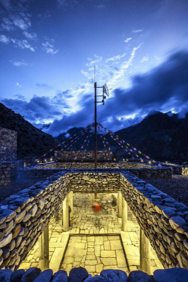 A világ érdekes nepál himalája rádió állomás