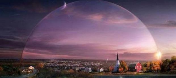A világ érdekes kupolaváros kupola Winooski Wermont USA befed