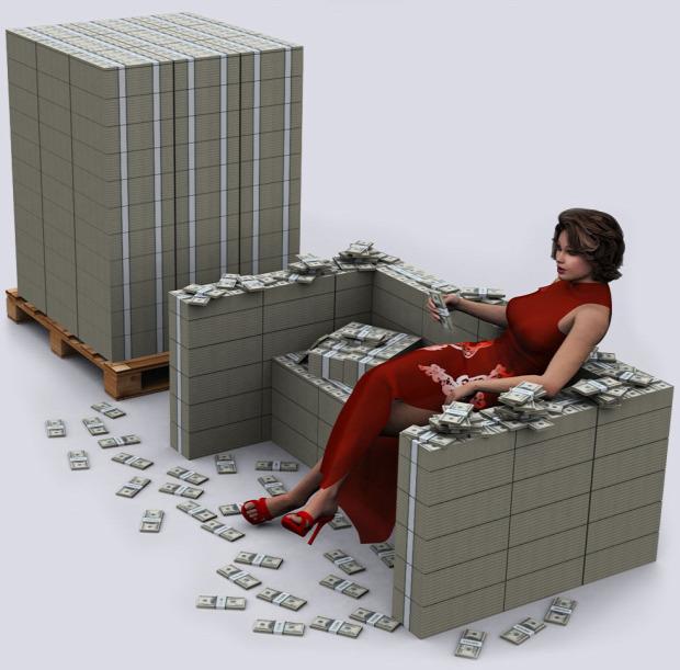 A világ érdekes USA államadósság