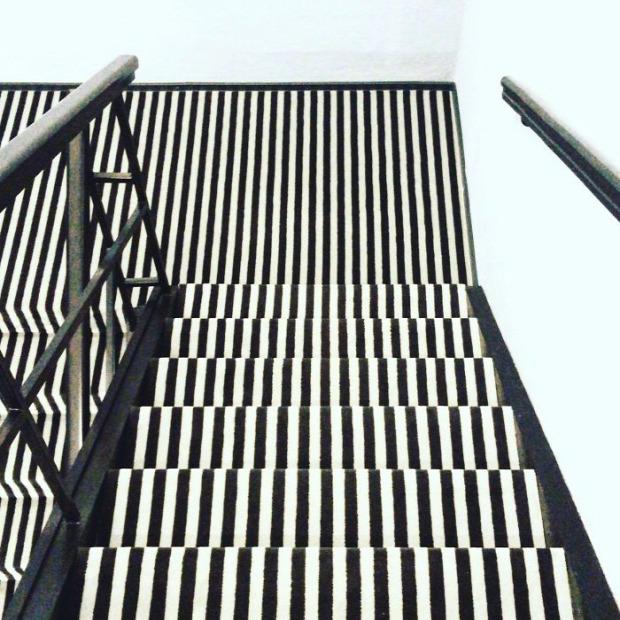 Isten állatkertje lépcső