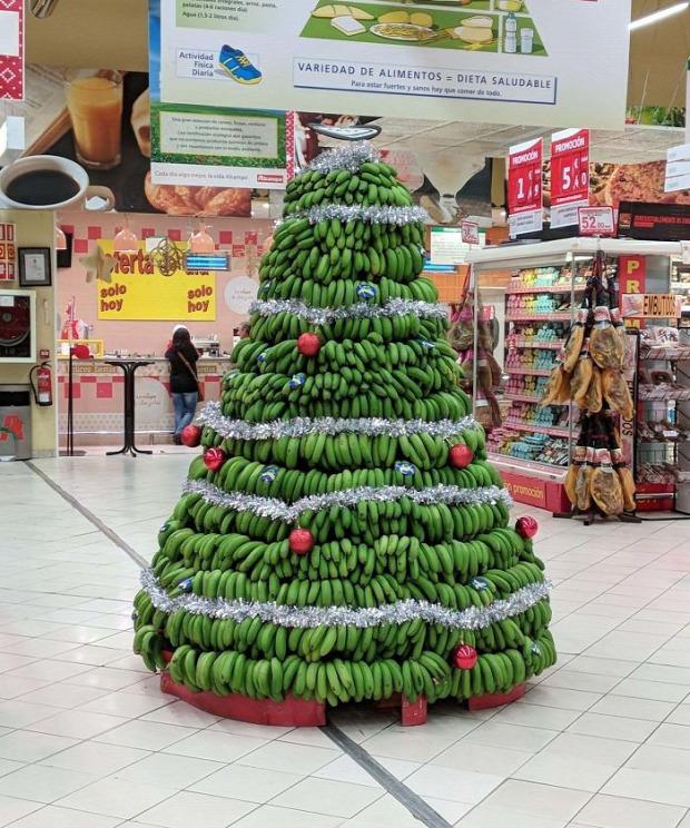 karácsony karácsonyfa utánzat