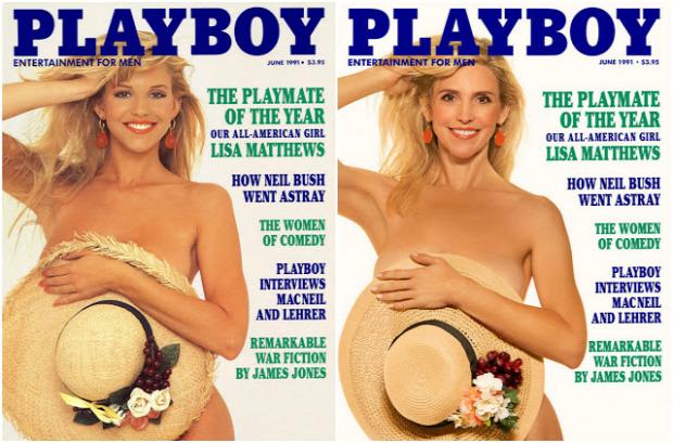A világ érdekes playmate Playboy