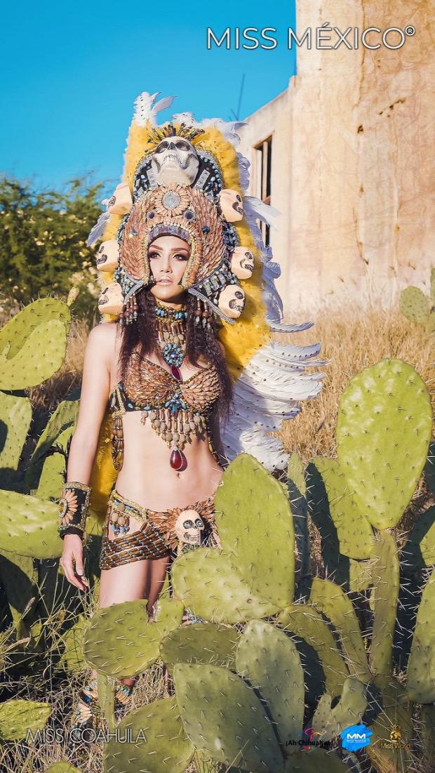 Miss Mexico 2020 szépséverseny ruhák tradicionális