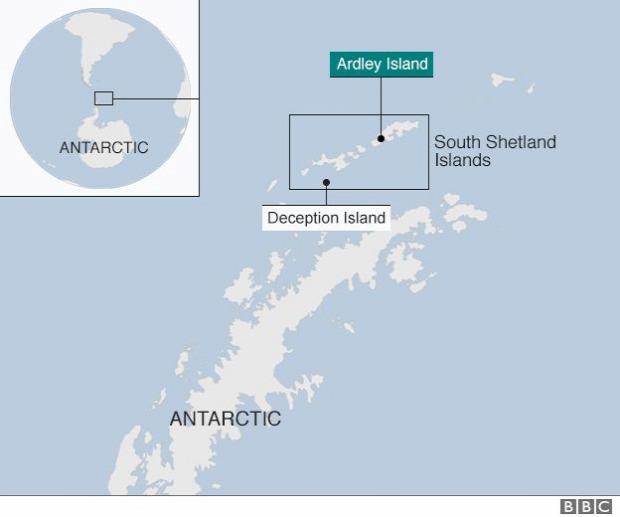 A világ érdekes antarktisz vulkán pompei pingvin kolónia pusztulás guanó