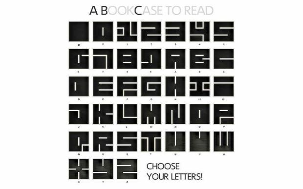 A világ érdekes bútor szekrny betű könyv