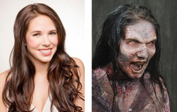 A világ érdekes film horror színésznő szerep maszk