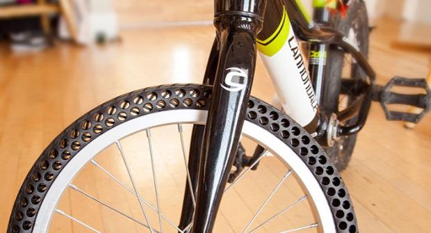 Kütyülógia kerékpár bicikli kerék abroncs levegő nélkül