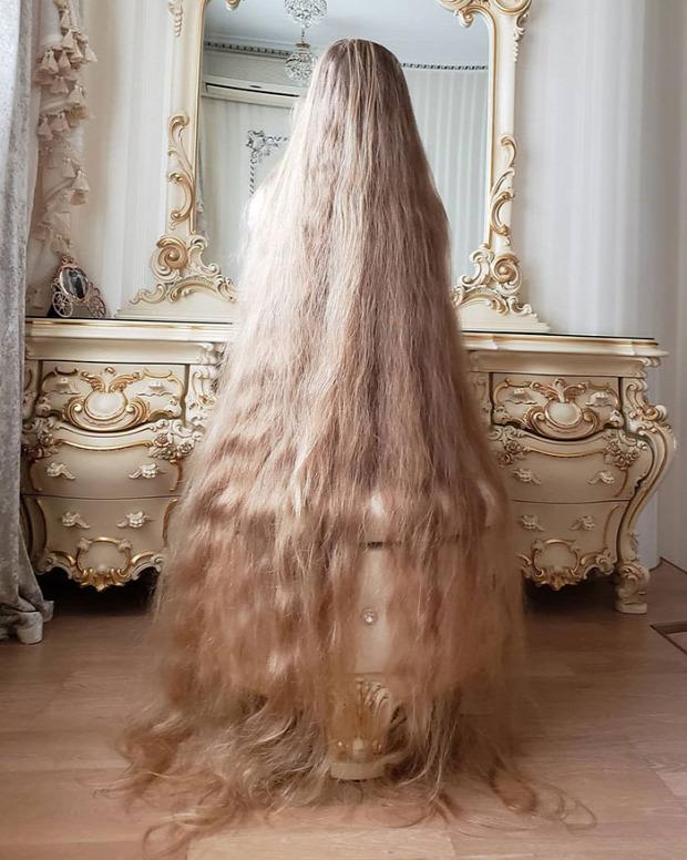 aranyhaj Rapunzel Odessza Ukrajna