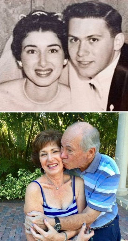 A világ érdekesű szerelemű örök pár egykor és most