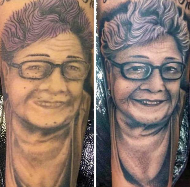 A világ érdekes tetoválás tetkó tatoo