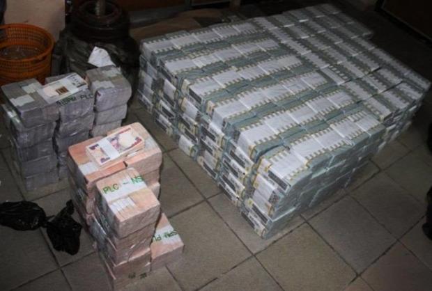 A világ érdekes Nigéria aparman lakás pénz korrupció