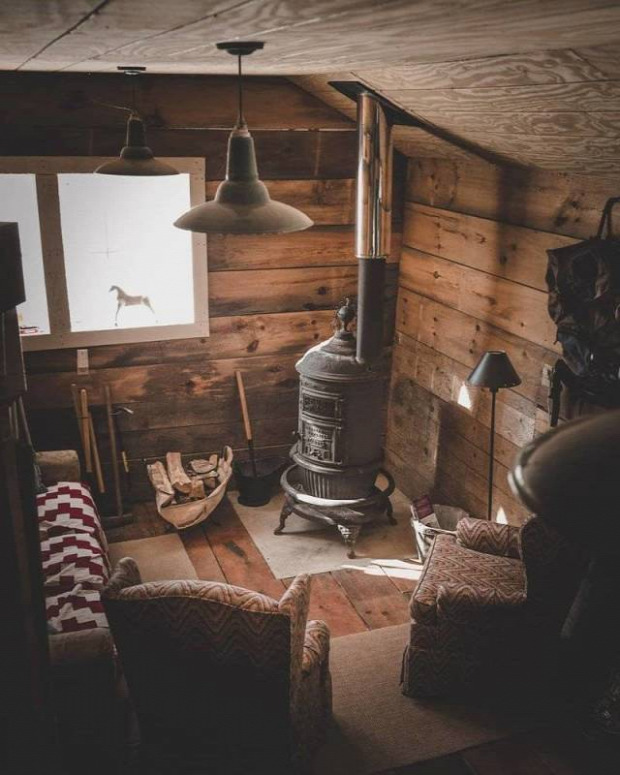 A világ érdekes faház rönkház