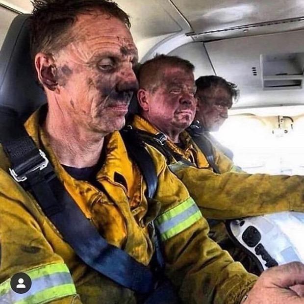 Ausztrália tűz katasztrófa