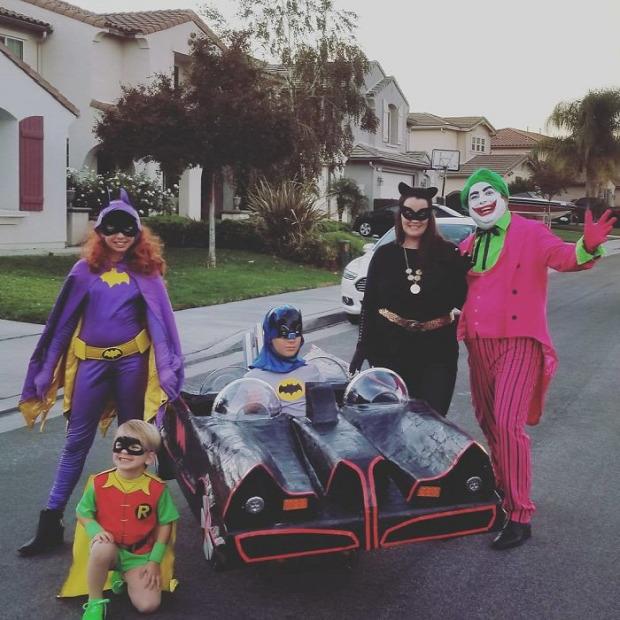 A világ érdekes Halloween buli jelmez