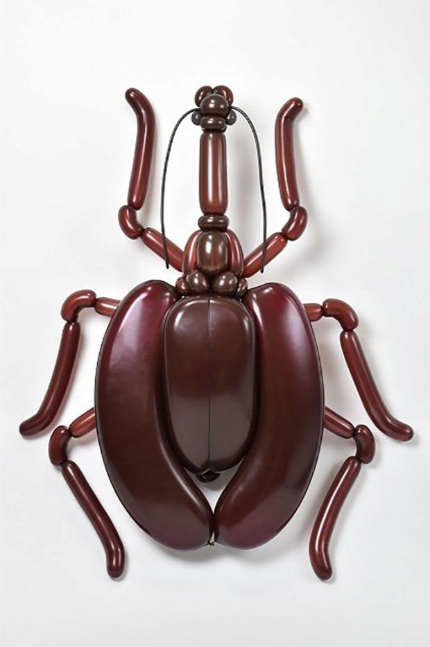 A világ érdekes léggömb lufi szobor állat hajtogatás