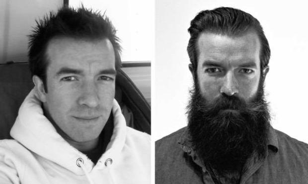 A világ érdekes szakáll divat