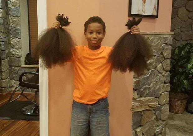 A világ érdekes adomány haj paróka kemoterápia hajhullás