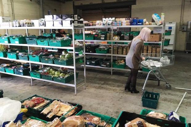 A világ érdekes Nagy Britannia élelmiszer ennivaló szemét