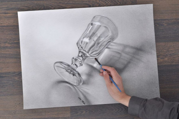 Stefan Pabst 3D rajz