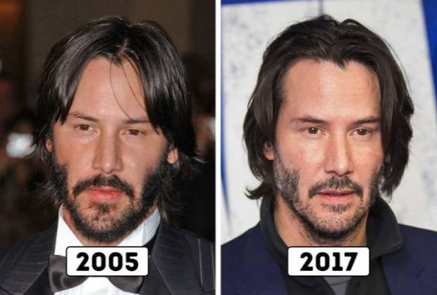 A világ érdekes celeb híresség énekes színész kor öregedés örök élet