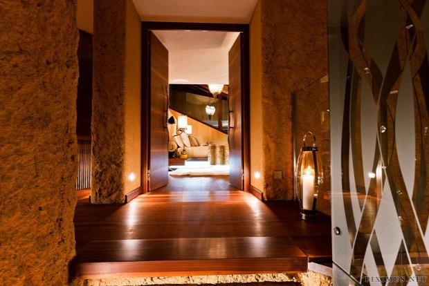 A világ érdekes faház luxus Svájc villa