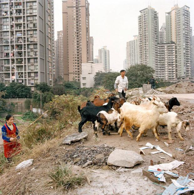 A világ érdekes Kína Csunking legnagyobb város