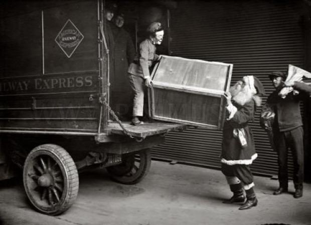 A világ érdekes karácsony XX. század
