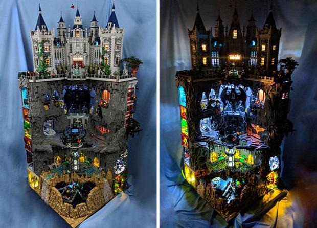 A világ érdekes LEGO