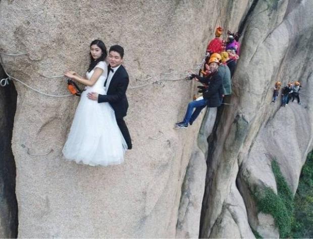 A világ érdekes esküvő fotó legjobb