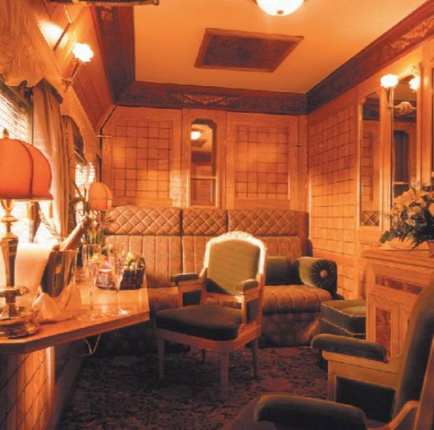 A világ érdekes vonat luxus utazás express távol-kelet