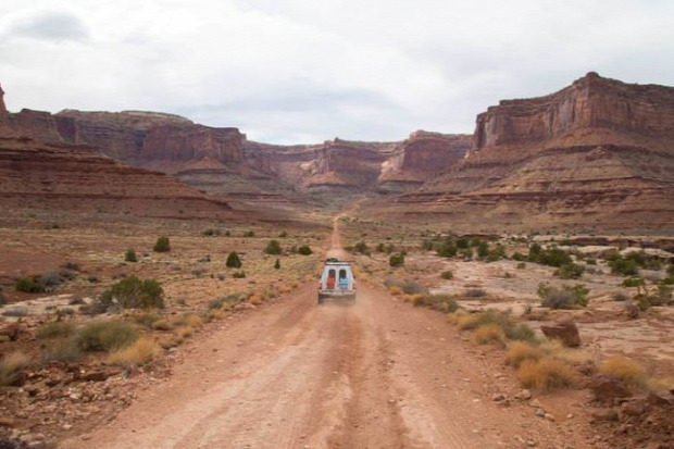 A világ érdekes autó pickup lakóautó kicsi