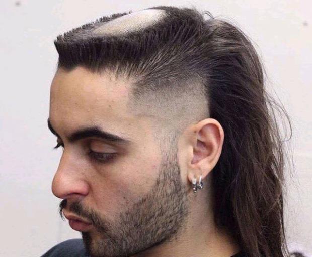 isten állatkertje haj frizura