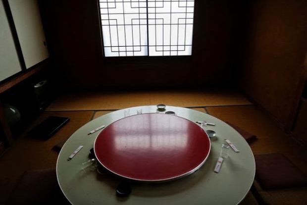 A világ érdekes Japán elhagyott lakatlan szellemváros