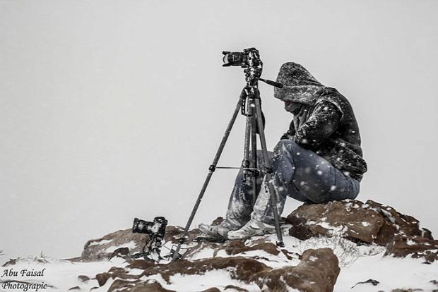 A világ érdekes fotós fényképész vállal
