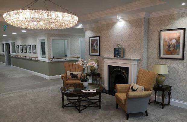 A világ érdekes nyugdíjas otthon luxus demencia