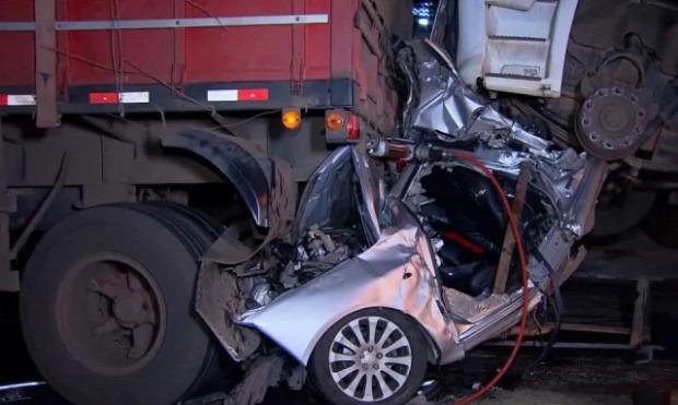 A világ érdekes baleset Brazília kamion