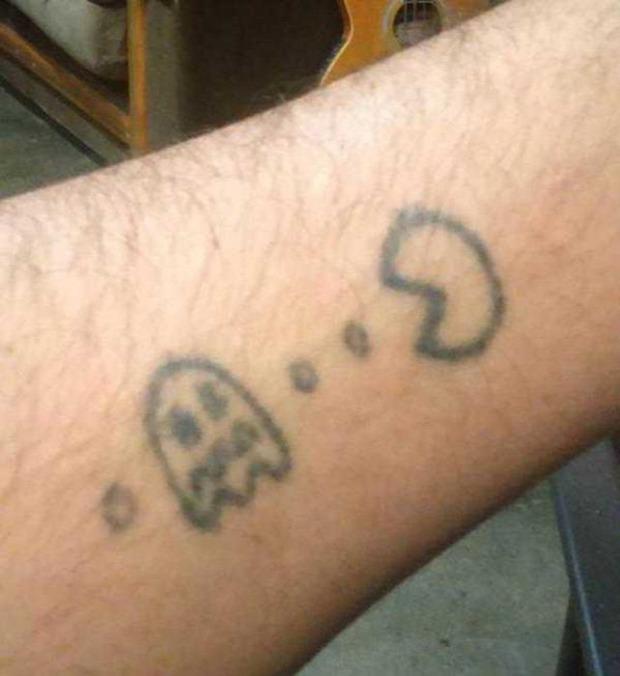 Isten állatkertje tetoválás tetkó tatoo piás részeg