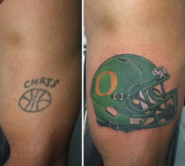 szerelm tetoválás eltakar