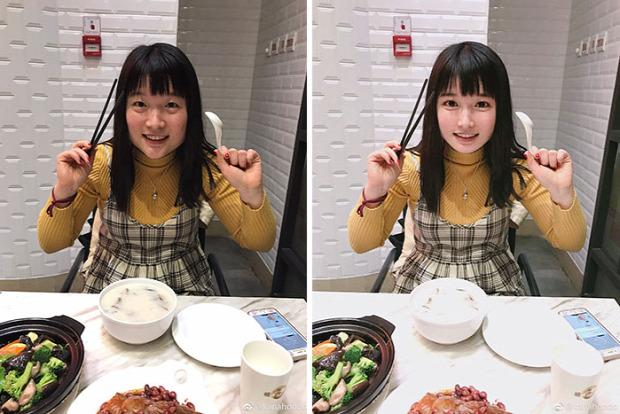 A világ érdekes közösségi média photoshop weibo fotó