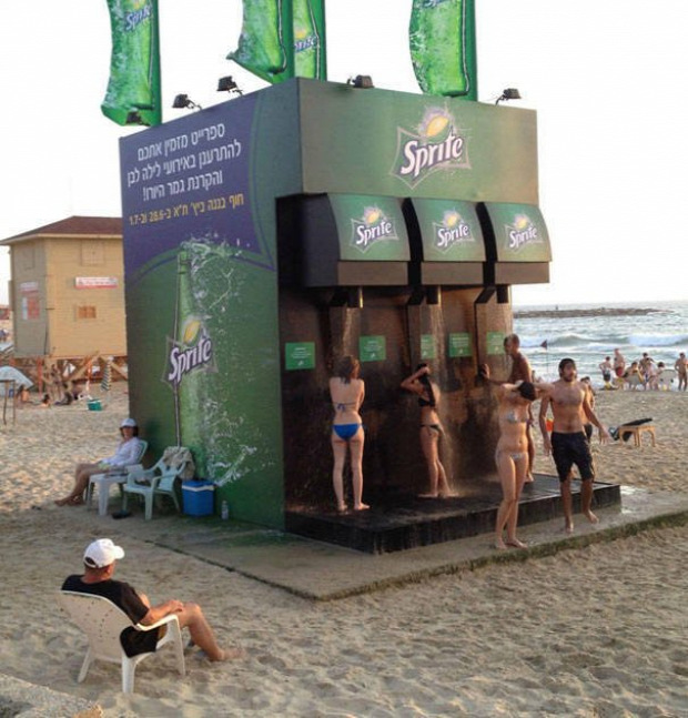 A világ érdekes tengerpart beach nyaralás furcsa vicces