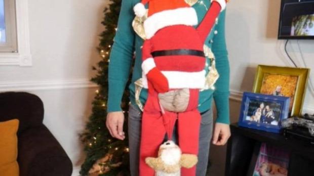 pulóver karácsony