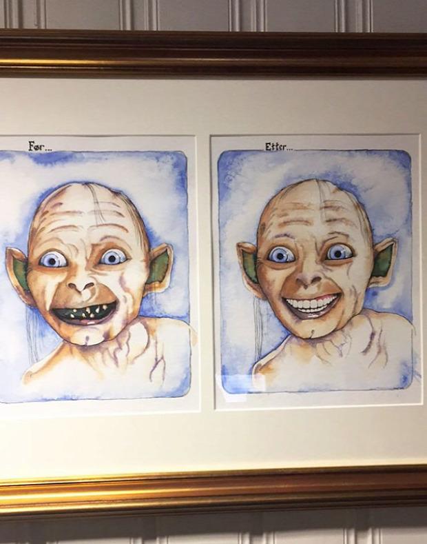 A világ érdekes fogász humor vicc