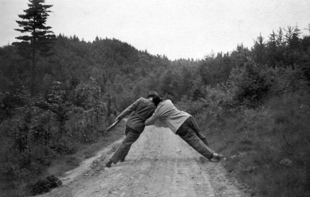 A világ érdekes régi fotók