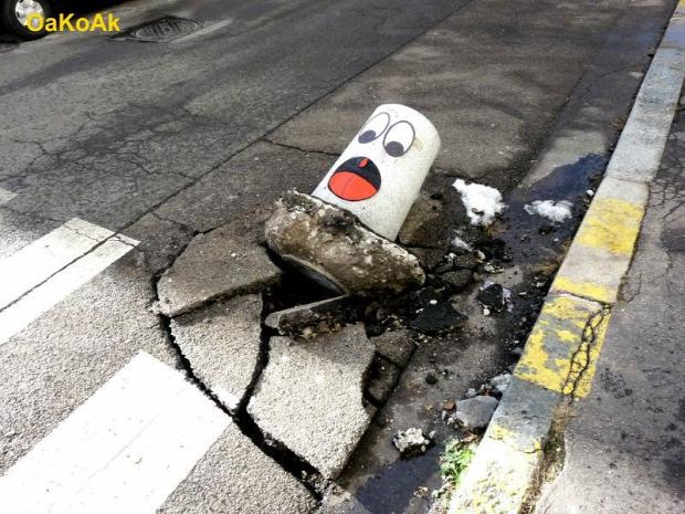 A világ érdekes graffiti utcai művészet hibák