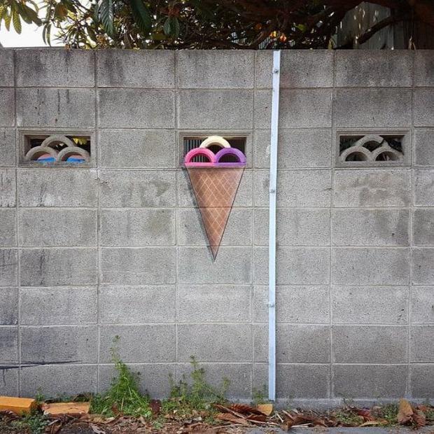 A világ érdekes graffiti  vandalizmus humor művészet
