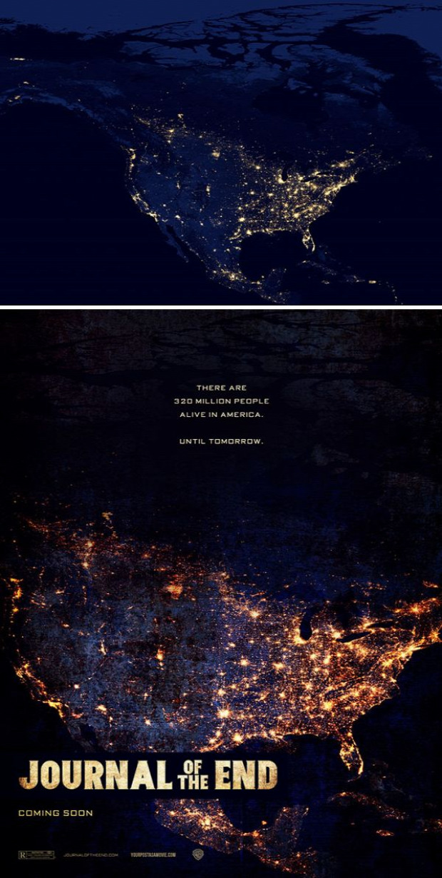A világ érdekes Reddit fotó moziplakát