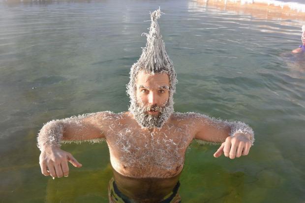 forrás meleg Kanada jeges frizura